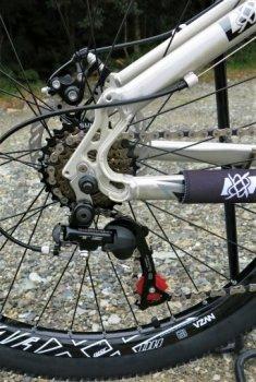 "Bicicleta HUPI Whistler 27.5"" Mecânica 2019 RAW"