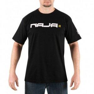 Camiseta Casual HUPI Naja Preto