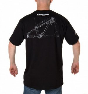 Camiseta HUPI Braja Preta