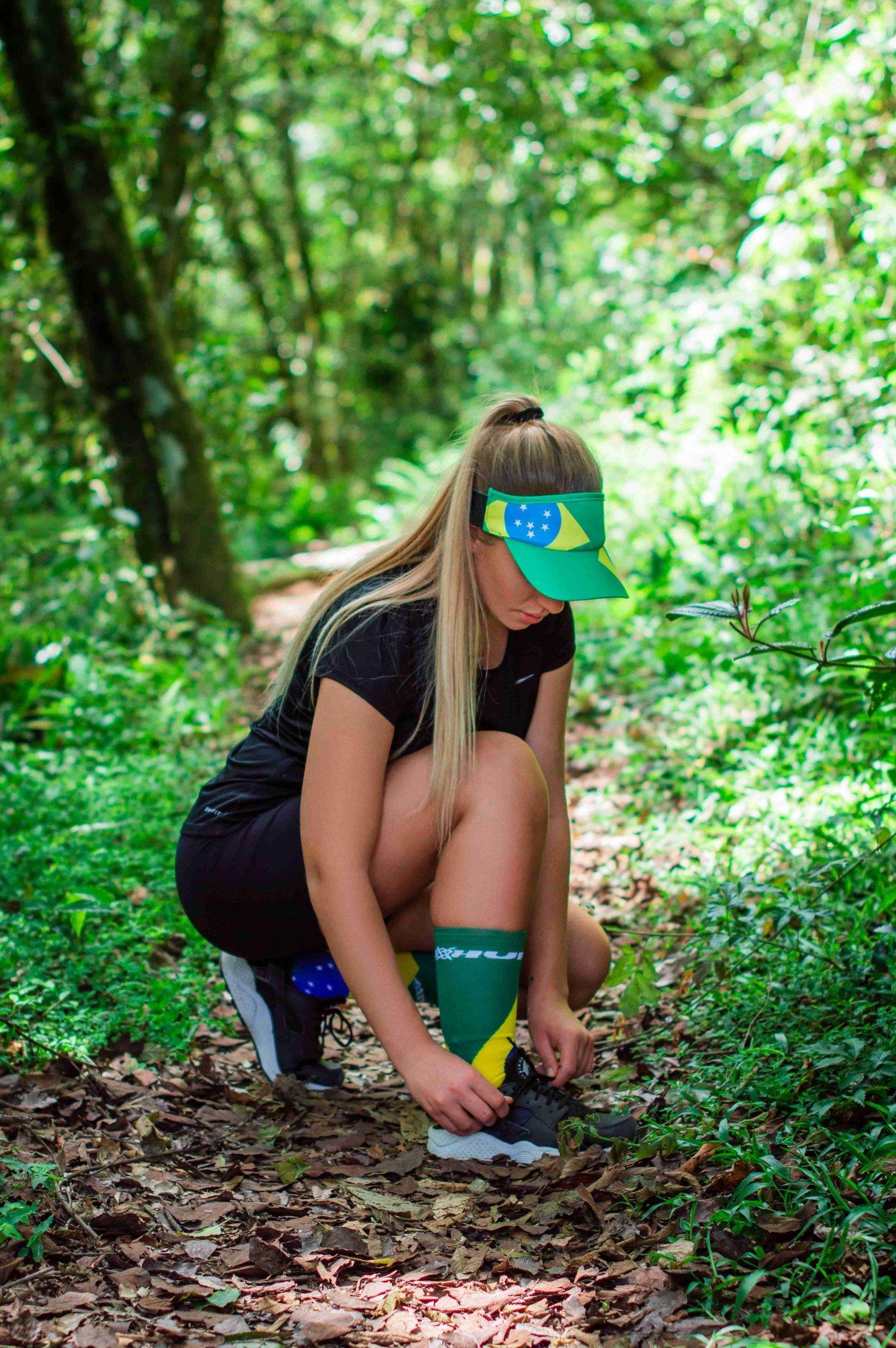 Viseira para Corrida HUPI Brasil